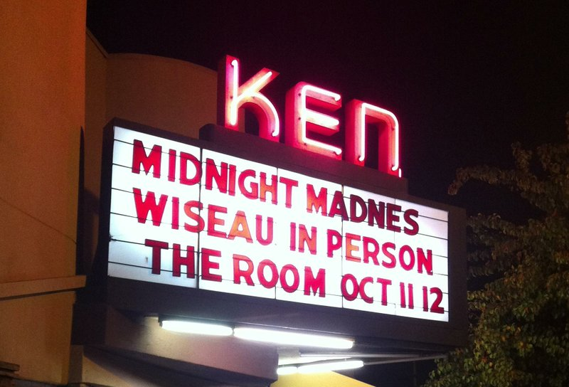 The latest ritual at the Ken Cinema was the addition of midnight screenings o...