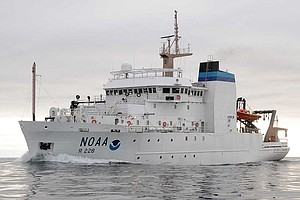 NOAA To Commission Newest Research Vessel In San Diego