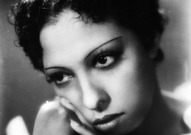 Portrait of Josephine Baker, January 1, 1932 (Agency reference - 85334201).