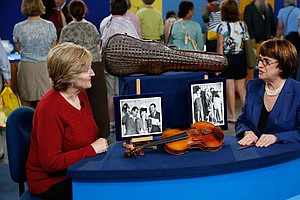 ANTIQUES ROADSHOW: Richmond, Virginia - Hour One