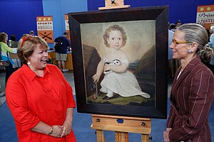ANTIQUES ROADSHOW: Richmond, Virginia - Hour 2