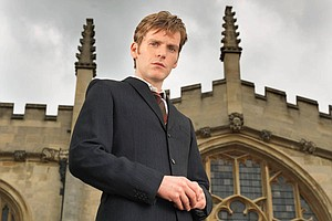MASTERPIECE MYSTERY! Endeavour