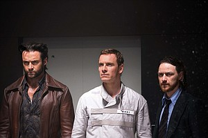Review: 'X-Men: Days Of Future Past' Proves Best In Franc...