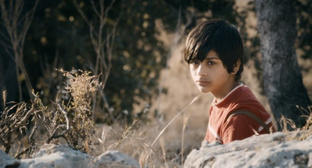 Tarek looking for the Fedayeen in Annemarie Jacir's 'When I Saw You""