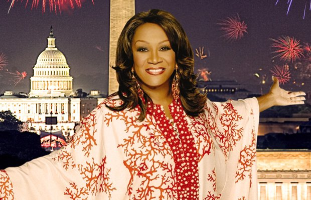 The Independence Day celebration features Grammy Award-winning music legend P...