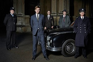 MASTERPIECE MYSTERY! Endeavour, Season 2