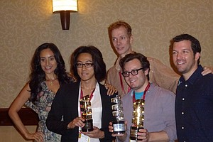 Comic-Con International Independent Film Festival Winners