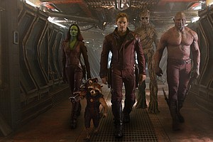 'Guardians Of The Galaxy' Conquer The Summer Doldrums