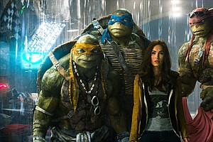 One Word 'Teenage Mutant Ninja Turtles' Review: Cowabungled