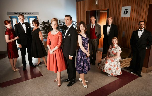 Zoe Boyle as Jean Meecher, Oliver Chris as Dr. Richard Truscott, Sarah Parish as Margaret Dalton, Natasha Little as Elizabeth Powell, Jack Davenport as Dr. Otto Powell, Catherine Steadman as Angela Wilson, Iain Glen as Chief Inspector Mulligan, Shaun Dingwall as Dr. Charlie Enderbury, and Ronny Jhutti as Dr. Mehta.