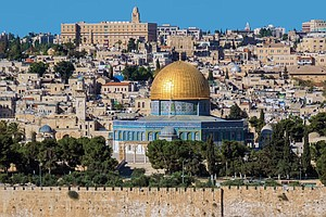 Rick Steves Special: The Holy Land, Israelis And Palestinians Today
