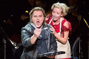 LIVE FROM LINCOLN CENTER: Sweeney Todd: The Demon Barber Of Fleet Street In C...