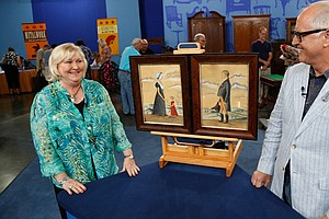 ANTIQUES ROADSHOW: Knoxville, Tennessee -  Hour 2