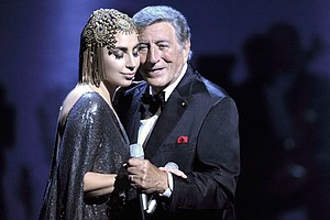 GREAT PERFORMANCES: Tony Bennett & Lady Gaga: Cheek To Cheek Live!