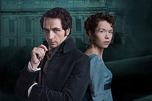 MASTERPIECE MYSTERY! Death Comes To Pemberley (New Series Premiere)