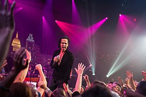 AUSTIN CITY LIMITS: Nick Cave & The Bad Seeds