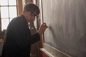 'The Theory Of Everything' Opts For Love Over Science