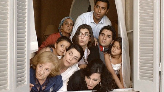 The Hassan family contemplate their next move in Laila Marrakchi's tale of fa...