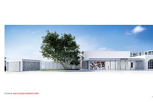 Expansion Plans Presented For La Jolla Contemporary Art M...