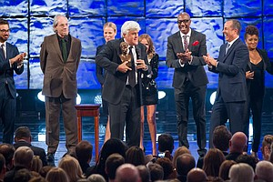 Jay Leno: The Mark Twain Prize