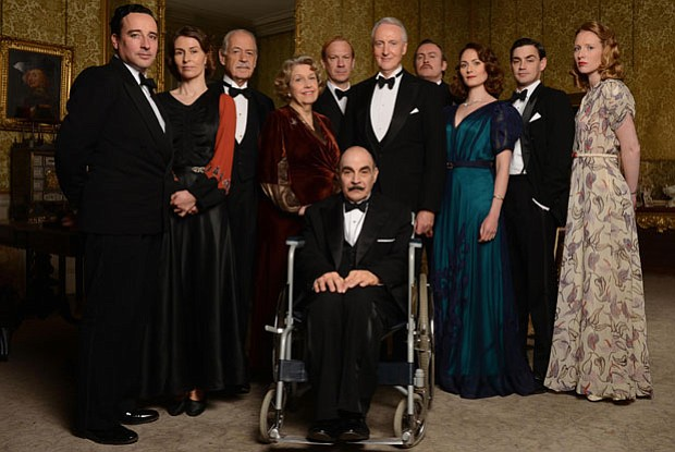 Agatha Christies Poirot, Series 13