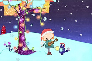 Peg + Cat + Holidays