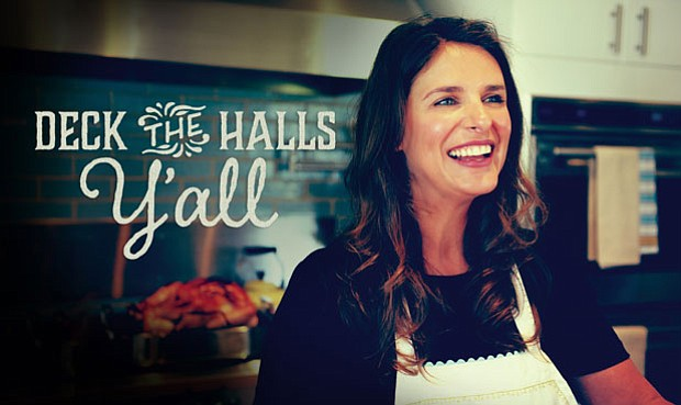 Chef Vivian celebrates the holidays with foods that draw on her Southern heri...