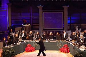 Holiday Handbells: The Raleigh Ringers