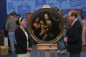 ANTIQUES ROADSHOW: Manor House Treasures