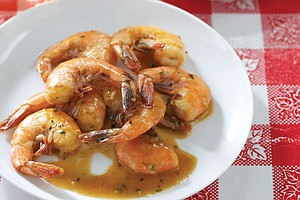 COOK'S COUNTRY: New Orleans Shrimp And Creamy Grits