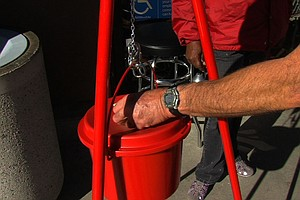 San Diego Salvation Army Says Donations Are Down