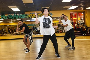 Culture Shock's Hip Hop Nutcracker Opens At Spreckels The...