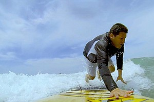 CROSSING SOUTH: Surfing & Poco Cielo