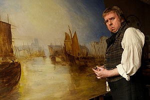 'Mr. Turner' Brings Painter To Vivid Life