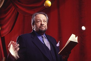 AMERICAN MASTERS: Ricky Jay: Deceptive Practice