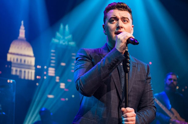 "UK sensation Sam Smith sings ""Stay With Me"" and others from his debut."
