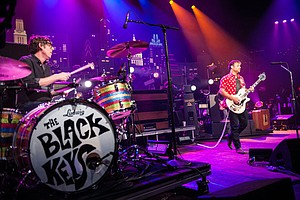 AUSTIN CITY LIMITS: The Black Keys/ J. Roddy Walston & The Business