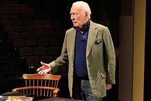SHAKESPEARE UNCOVERED: King Lear With Christopher Plummer
