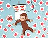 CURIOUS GEORGE: Happy Valentine's Day, George!/Oh Deer