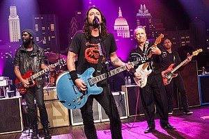 AUSTIN CITY LIMITS: Foo Fighters