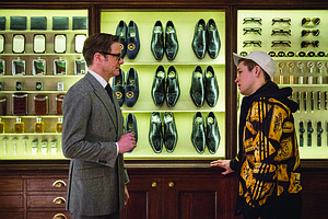 'Kingsman' Delivers Action Etiquette