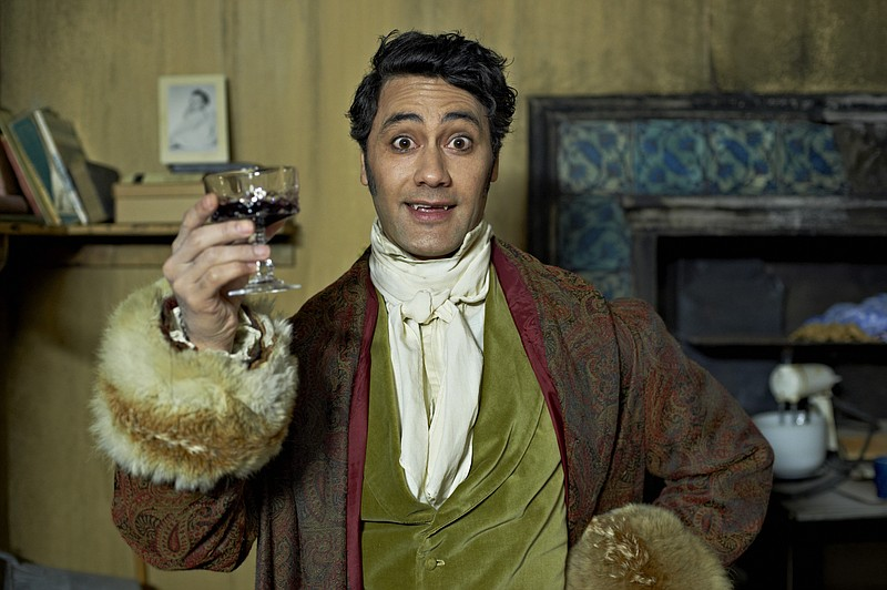 Taika Waititi stars as Viago, one of the vampire subjects of the mockumentary...