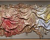 Stunning El Anatsui Exhibit On Display At Museum of Contemporary Ar...