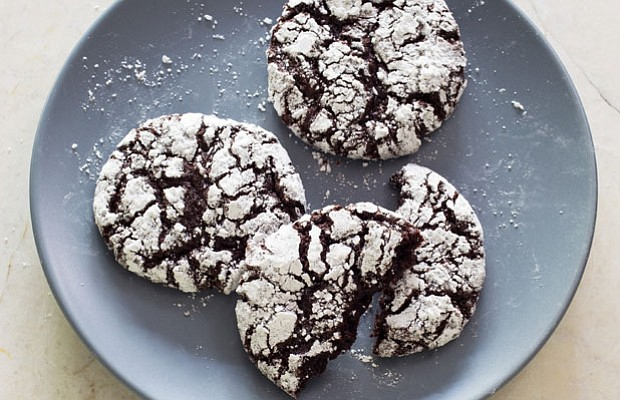 Chocolate Crinkle Cookies America S Test Kitchen