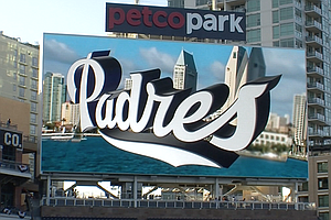 San Diego Padres To Unveil One Of Baseball's Largest Vide...
