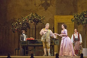 GREAT PERFORMANCES AT THE MET: IL Barbiere di Siviglia