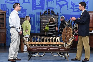 ANTIQUES ROADSHOW: Charleston, West Virginia - Hour 2