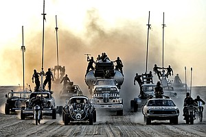 'Mad Max: Fury Road' Delivers An Action Film That Puts Pl...