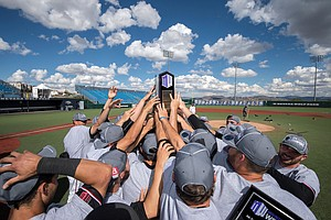 SDSU Baseball Team Wins Mountain West Tournament, Heads T...