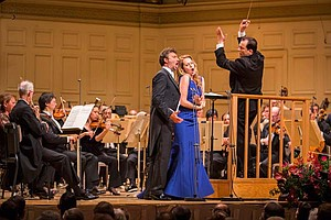 GREAT PERFORMANCES: Boston Symphony Orchestra: Andris Nelsons' Inaugural Concert